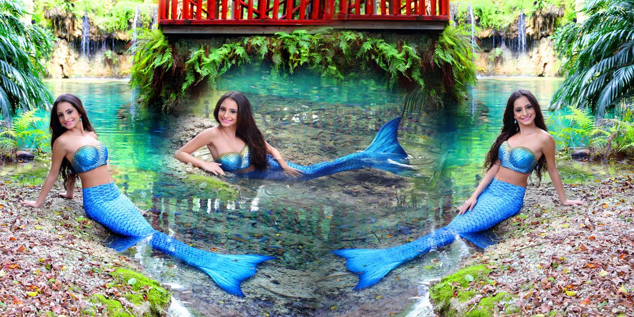 Quinceanera mermaid Photo shoot
