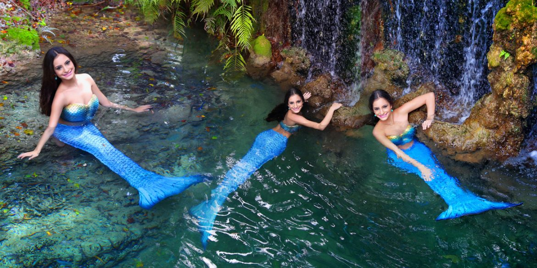 Mermaid Theme Quince Photo Shoot